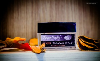 Argan Facial - FPS15 30G